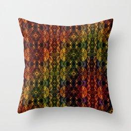 Kaleidescape Pattern Throw Pillow