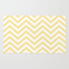 Chevron Yellow  - Lovely Pattern -  01 Mix & Match Rug