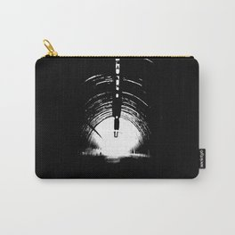 Light at the End of the Tunnel Carry-All Pouch