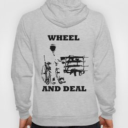 Wheel and Deal Hoody