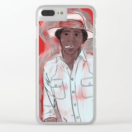 baby bama Clear iPhone Case