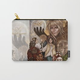 Labyrinth Tribute Carry-All Pouch