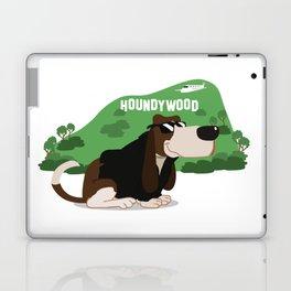Hollywood Basset Hound Laptop & iPad Skin