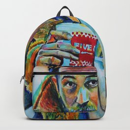 Tom Hardy Backpack