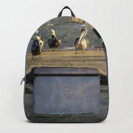 Mystic Magic Pelicans Backpack