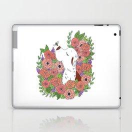 Marti Flower Laptop & iPad Skin