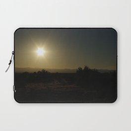 Mojave Sunrise Laptop Sleeve