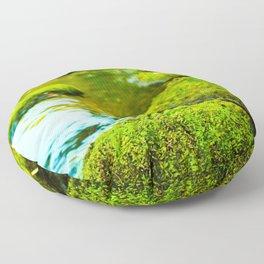 Stepping Stones Floor Pillow