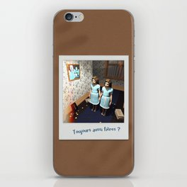 Toujours aussi fières ? iPhone Skin