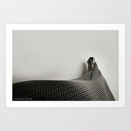Aurat 05 Art Print