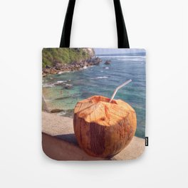 Refreshing Paradise Tote Bag