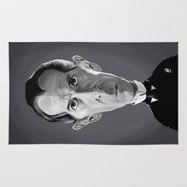 Peter Cushing Rug