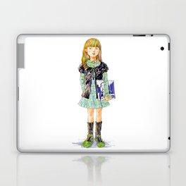 Indie Pop Girl vol.3 Laptop & iPad Skin
