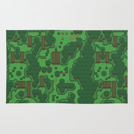 Gamers Have Hearts - The Lost Link Rug