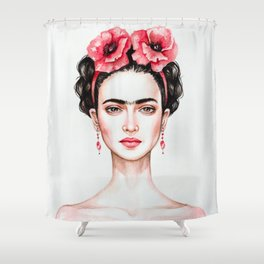 Frieda Shower Curtain