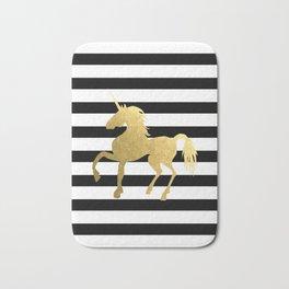 Golden Unicorn Power Bath Mat