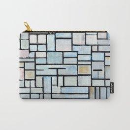 Piet Mondriaan Composition No. IV Carry-All Pouch