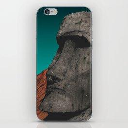 Easter Island 1 iPhone Skin