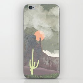 Desertscape iPhone Skin