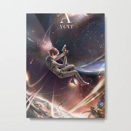 aCY0rt Metal Print