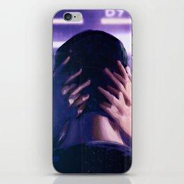 BLADE RUNNER Painting Poster | Kiss Scene iPhone Skin