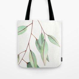 Eucalyptus Leaves One Tote Bag