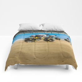 Velodrome Cycling Comforters