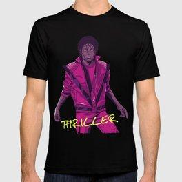 THRILLER - Leather jacket Version T-shirt