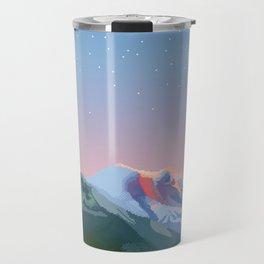 Tahoma Travel Mug