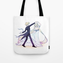Moonlit Waltz Tote Bag