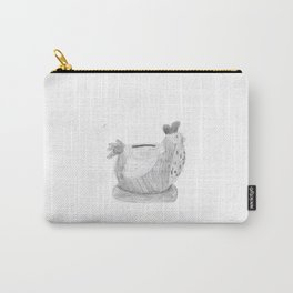 Chicken Penny Bank Carry-All Pouch
