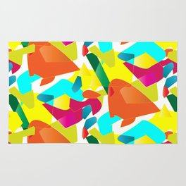 Colorful Mood Rug