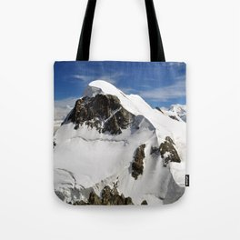 Breithorn Mountain Tote Bag