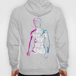 Be Water My Friend Cool Popular Pink Blue Style Unisex Best Gift T-Shirt & Merchandise Hoody