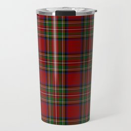 The Royal Stewart Tartan Travel Mug