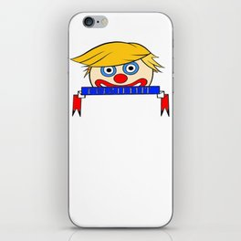 President 45 iPhone Skin