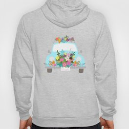 Bloom Where You Are Planted Hoody