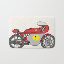 MV Agusta GP 500 Bath Mat