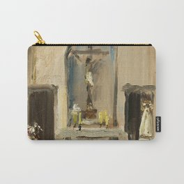 Private Chapel Carry-All Pouch
