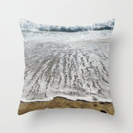 Mediterranean | Barceloneta  Throw Pillow