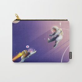 M83 - GO! Music Inspired Illustration Carry-All Pouch