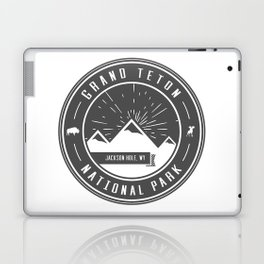 Grand Teton National Park Laptop & iPad Skin