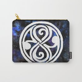 The Seal of Rassilon Carry-All Pouch