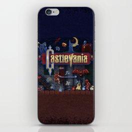 Vania Castle iPhone Skin