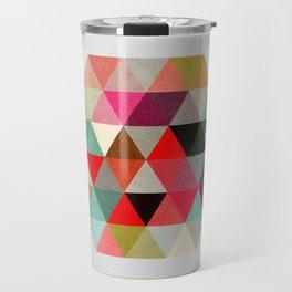 Geo Hex 03. Travel Mug