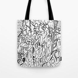 My Help Tote Bag