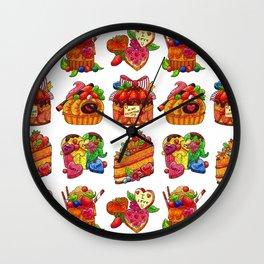 San Valentine Collection Wall Clock