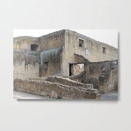 Herculaneum. Metal Print