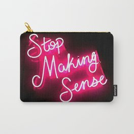 Stop Making Sense Carry-All Pouch