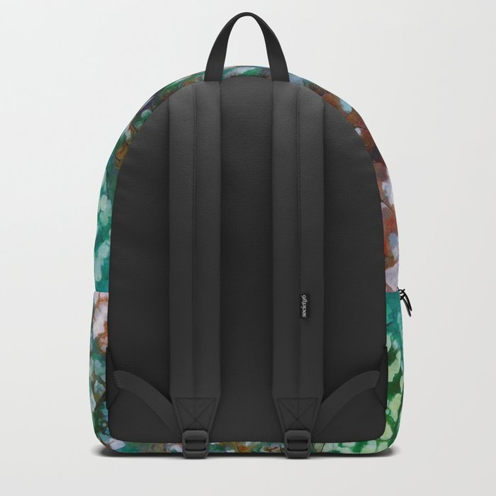 Colorful leaves II Backpack